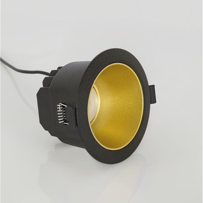 Spot LED incastrabil tavan fals / plafon CARPO negru, Spoturi LED incastrabile / aplicate, tavan / perete⭐ modele moderne potrivite pentru baie, mobilier bucătărie, hol, living si dormitor.✅ Design actual 2020!❤️Promotii lampi LED❗ ➽ www.evalight.ro. Alege oferte la corpuri de iluminat interior cu LED de tip incastrat cu montare in tavanul fals rigips, (rotunde si patrate), becuri cu leduri, ieftine si de lux, calitate deosebita la cel mai bun pret. a
