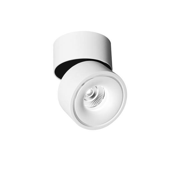 Spot LED aplicat ajustabil perete/tavan UNIVERSAL alb/negru, Spoturi LED incastrabile / aplicate, tavan / perete⭐ modele moderne potrivite pentru baie, mobilier bucătărie, hol, living si dormitor.✅ Design actual 2020!❤️Promotii lampi LED❗ ➽ www.evalight.ro. Alege oferte la corpuri de iluminat interior cu LED de tip incastrat cu montare in tavanul fals rigips, (rotunde si patrate), becuri cu leduri, ieftine si de lux, calitate deosebita la cel mai bun pret. a