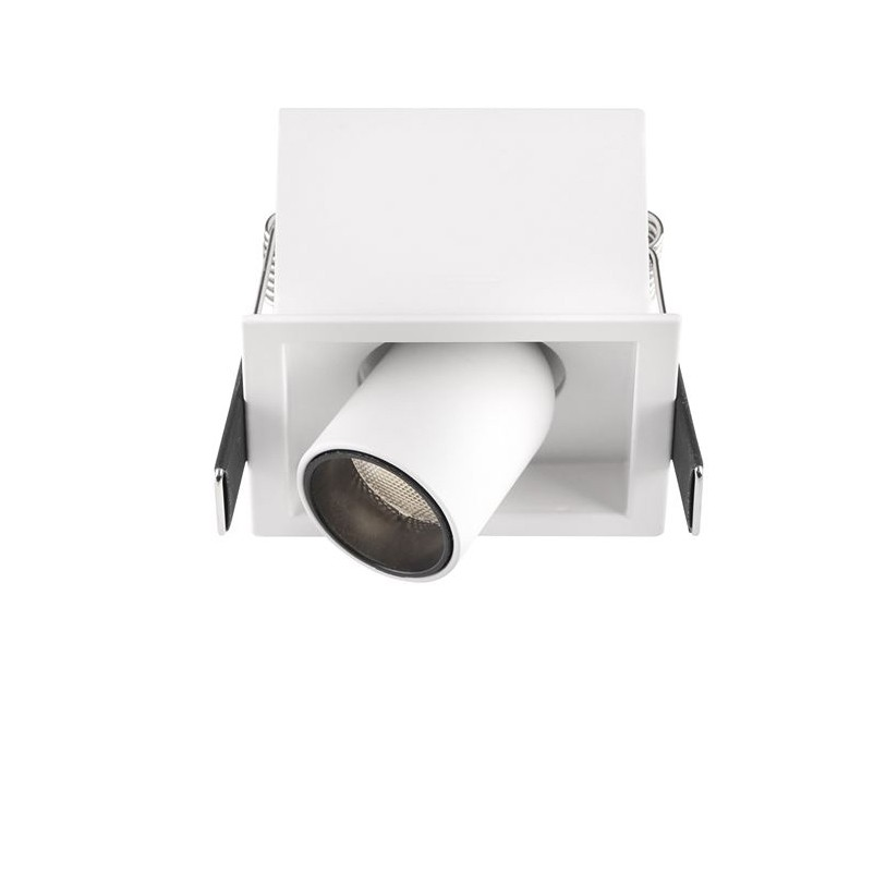 Mini Spot LED incastrabil ajustabil design modern DESERT alb, Spoturi LED incastrabile / aplicate, tavan / perete⭐ modele moderne potrivite pentru baie, mobilier bucătărie, hol, living si dormitor.✅ Design actual 2020!❤️Promotii lampi LED❗ ➽ www.evalight.ro. Alege oferte la corpuri de iluminat interior cu LED de tip incastrat cu montare in tavanul fals rigips, (rotunde si patrate), becuri cu leduri, ieftine si de lux, calitate deosebita la cel mai bun pret. a