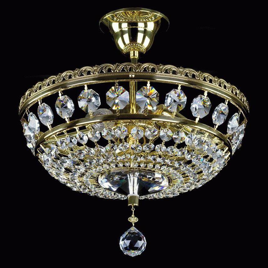 Plafoniera Cristal Exclusive diametru 35cm MARLENE I., Cele mai noi produse 2020 a