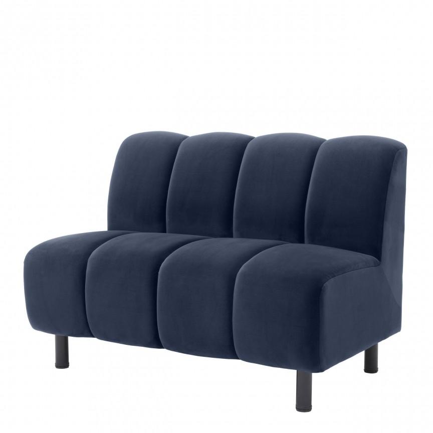 Canapea/ Modul design elegant LUX Hillman 113625 HZ, Cele mai noi produse 2020 a