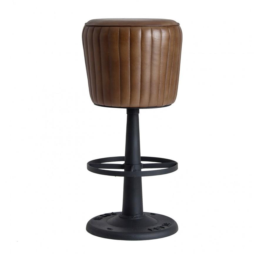 Scaun de bar design industrial vintage SENEY 26739 VH, Scaune de bar,  a