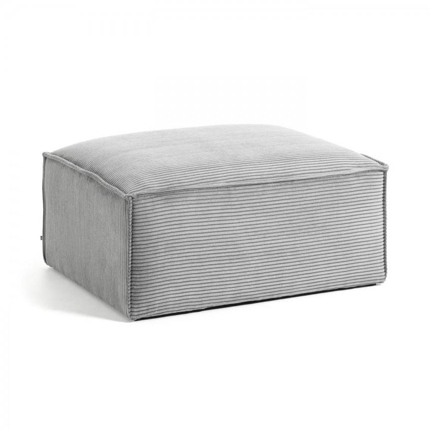 Taburete, suport pentru picioare Blok 90x70 velveteen gri S576LN15 JG , Tabureti / Banchete, Tabureti / Banchete moderne⭐ modele elegante tapitate cu spatiu de depozitare sau pat, ideale pentru hol, dormitor, bucatarie, living.❤️Promotii❗ Intra si vezi poze ➽ www.evalight.ro. ➽ sursa ta de inspiratie online❗ ✅Design de lux original premium actual Top 2020❗ Alege scaune tip taburet, bancuta, bancheta tapitata cu spatar si lada de depozitare pt amenajare casa, tapiterii colorate, din piele naturala (ecologica), stofa, material textil, catifea, cu picioare metalice sau din lemn, clasice, vintage (retro si industriale), intra ➽vezi oferte si reduceri cu vanzare rapida din stoc, ieftine si de calitate deosebita la cel mai bun pret.   a