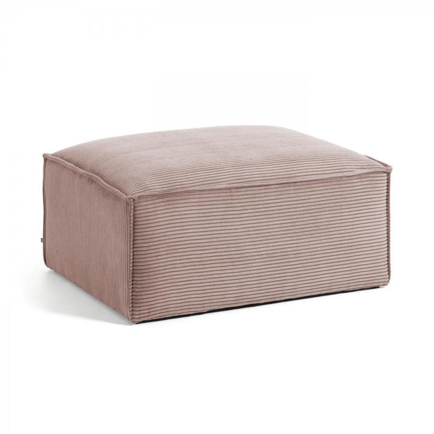 Taburete, suport pentru picioare Blok 90x70 velveteen roz S576LN24 JG , Tabureti / Banchete, Tabureti / Banchete moderne⭐ modele elegante tapitate cu spatiu de depozitare sau pat, ideale pentru hol, dormitor, bucatarie, living.❤️Promotii❗ Intra si vezi poze ➽ www.evalight.ro. ➽ sursa ta de inspiratie online❗ ✅Design de lux original premium actual Top 2020❗ Alege scaune tip taburet, bancuta, bancheta tapitata cu spatar si lada de depozitare pt amenajare casa, tapiterii colorate, din piele naturala (ecologica), stofa, material textil, catifea, cu picioare metalice sau din lemn, clasice, vintage (retro si industriale), intra ➽vezi oferte si reduceri cu vanzare rapida din stoc, ieftine si de calitate deosebita la cel mai bun pret.   a