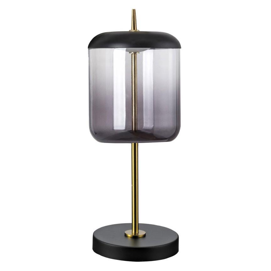 Veioza LED, Lampa de masa design modern Delice 5026 RX, Veioze si Lampi LED de birou si masa cu LED⭐ modele elegante moderne pentru iluminat dormitor, living.✅Design decorativ 2021!❤️Promotii lampi❗ ➽ www.evalight.ro. Alege oferte la corpuri de iluminat interior cu picior inalt pentru noptiere pat, stil nordic scandinav, rustice, industriale, clasice cu cristale, baza ceramica, portelan, metal, cu picior tip trepied din lemn, abajur din material textil, sticla, tesatura, ieftine si de lux, calitate deosebita la cel mai bun pret. a