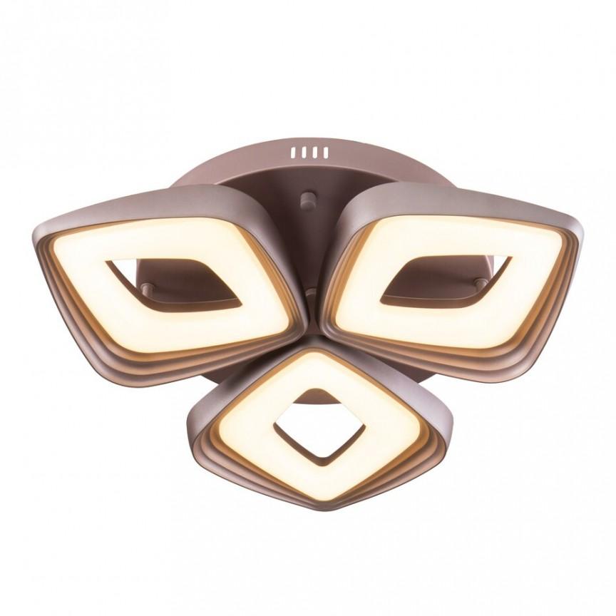 Plafoniera LED camera de zi, sufragerie, dormitor Daria 5989 RX , Plafoniere LED / Spoturi LED , moderne⭐ modele potrivite pentru dormitor, living, bucatarie, baie, hol.✅Design premium actual Top 2020!❤️Promotii lampi❗ ➽ www.evalight.ro. Alege oferte la corpuri de iluminat cu LED interior pt tavan sau perete (rotunde si patrate), office si birou, (becuri cu leduri si module LED integrate cu lumina calda, naturala sau rece), ieftine si de lux, calitate deosebita la cel mai bun pret.  a