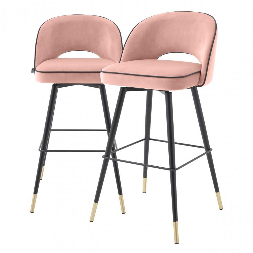 Set de 2 scaune de bar design modern Cliff, nude 114315 HZ, Mobila si Decoratiuni , interioare moderne de lux⭐ piese de mobilier modern cu stil exclusivist pentru casa✅ colectii dormitor si living.❤️Promotii la mobila si decoratiuni❗ Intra si vezi modele ✚ poze ✚ pret ➽ www.evalight.ro. ➽ sursa ta de inspiratie online❗ Idei si tendinte de design actual pentru amenajari premium Top 2020❗ Mobila moderna unicat cu stil elegant contemporan ultra-modern, accesorii si oglinzi decorative de perete potrivite pentru interior si exterior. Cele mai noi si apreciate stiluri la mobila si mobilier cu design original: stil industrial style, retro, vintage (boem, veche, reconditionata, realizata manual (noua nu second hand), handmade, sculptata, scandinav (nordic), clasic (baroc, glamour, romantic, art deco, boho, shabby chic, feng shui), rustic (traditional), urban minimalist. Alege cele mai frumoase si rafinate articole si obiecte decorative deosebite, textile si tesaturi scumpe, vezi seturi de mobilier modular pe colt pt spatii mici si mari, cu picioare din metal combinat cu lemn masiv, placata cu oglinda si sticla, MDF lucios de culoare alba, . ✅Amenajari interioare 2020❗   Living   Dormitor   Hol   Baie   Bucatarie   Sufragerie   Camera de zi / Tineret / Copii   Birou   Balcon   Terasa   Gradina   Cumpara la comanda sau din stoc, oferte si reduceri speciale cu vanzare rapida din magazine la cele mai bune preturi. Te aşteptăm sa admiri calitatea superioara a produselor noastre live în showroom-urile noastre din Bucuresti si Timisoara❗  a