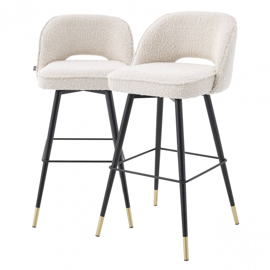 Set de 2 scaune de bar design modern Cliff, crem 114648 HZ, Mobila si Decoratiuni , interioare moderne de lux⭐ piese de mobilier modern cu stil exclusivist pentru casa✅ colectii dormitor si living.❤️Promotii la mobila si decoratiuni❗ Intra si vezi modele ✚ poze ✚ pret ➽ www.evalight.ro. ➽ sursa ta de inspiratie online❗ Idei si tendinte de design actual pentru amenajari premium Top 2020❗ Mobila moderna unicat cu stil elegant contemporan ultra-modern, accesorii si oglinzi decorative de perete potrivite pentru interior si exterior. Cele mai noi si apreciate stiluri la mobila si mobilier cu design original: stil industrial style, retro, vintage (boem, veche, reconditionata, realizata manual (noua nu second hand), handmade, sculptata, scandinav (nordic), clasic (baroc, glamour, romantic, art deco, boho, shabby chic, feng shui), rustic (traditional), urban minimalist. Alege cele mai frumoase si rafinate articole si obiecte decorative deosebite, textile si tesaturi scumpe, vezi seturi de mobilier modular pe colt pt spatii mici si mari, cu picioare din metal combinat cu lemn masiv, placata cu oglinda si sticla, MDF lucios de culoare alba, . ✅Amenajari interioare 2020❗   Living   Dormitor   Hol   Baie   Bucatarie   Sufragerie   Camera de zi / Tineret / Copii   Birou   Balcon   Terasa   Gradina   Cumpara la comanda sau din stoc, oferte si reduceri speciale cu vanzare rapida din magazine la cele mai bune preturi. Te aşteptăm sa admiri calitatea superioara a produselor noastre live în showroom-urile noastre din Bucuresti si Timisoara❗  a