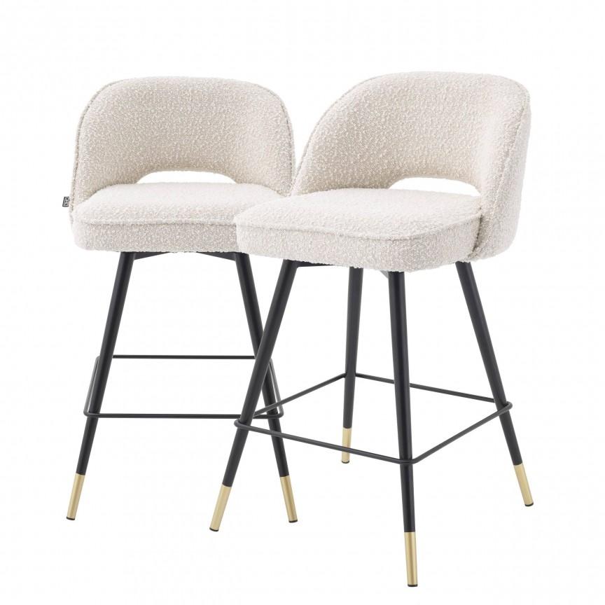 Set de 2 scaune de bar design modern Cliff, H-92,5cm crem 114649 HZ, Mobila si Decoratiuni , interioare moderne de lux⭐ piese de mobilier modern cu stil exclusivist pentru casa✅ colectii dormitor si living.❤️Promotii la mobila si decoratiuni❗ Intra si vezi modele ✚ poze ✚ pret ➽ www.evalight.ro. ➽ sursa ta de inspiratie online❗ Idei si tendinte de design actual pentru amenajari premium Top 2020❗ Mobila moderna unicat cu stil elegant contemporan ultra-modern, accesorii si oglinzi decorative de perete potrivite pentru interior si exterior. Cele mai noi si apreciate stiluri la mobila si mobilier cu design original: stil industrial style, retro, vintage (boem, veche, reconditionata, realizata manual (noua nu second hand), handmade, sculptata, scandinav (nordic), clasic (baroc, glamour, romantic, art deco, boho, shabby chic, feng shui), rustic (traditional), urban minimalist. Alege cele mai frumoase si rafinate articole si obiecte decorative deosebite, textile si tesaturi scumpe, vezi seturi de mobilier modular pe colt pt spatii mici si mari, cu picioare din metal combinat cu lemn masiv, placata cu oglinda si sticla, MDF lucios de culoare alba, . ✅Amenajari interioare 2020❗   Living   Dormitor   Hol   Baie   Bucatarie   Sufragerie   Camera de zi / Tineret / Copii   Birou   Balcon   Terasa   Gradina   Cumpara la comanda sau din stoc, oferte si reduceri speciale cu vanzare rapida din magazine la cele mai bune preturi. Te aşteptăm sa admiri calitatea superioara a produselor noastre live în showroom-urile noastre din Bucuresti si Timisoara❗  a