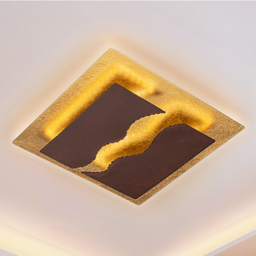 Aplica LED lumina ambientala de perete sau tavan Sombra SV-217552, Magazin,  a