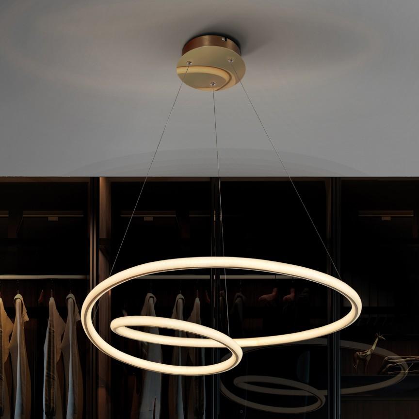 Lustra LED suspendata design modern Tube SV-138611, Magazin,  a