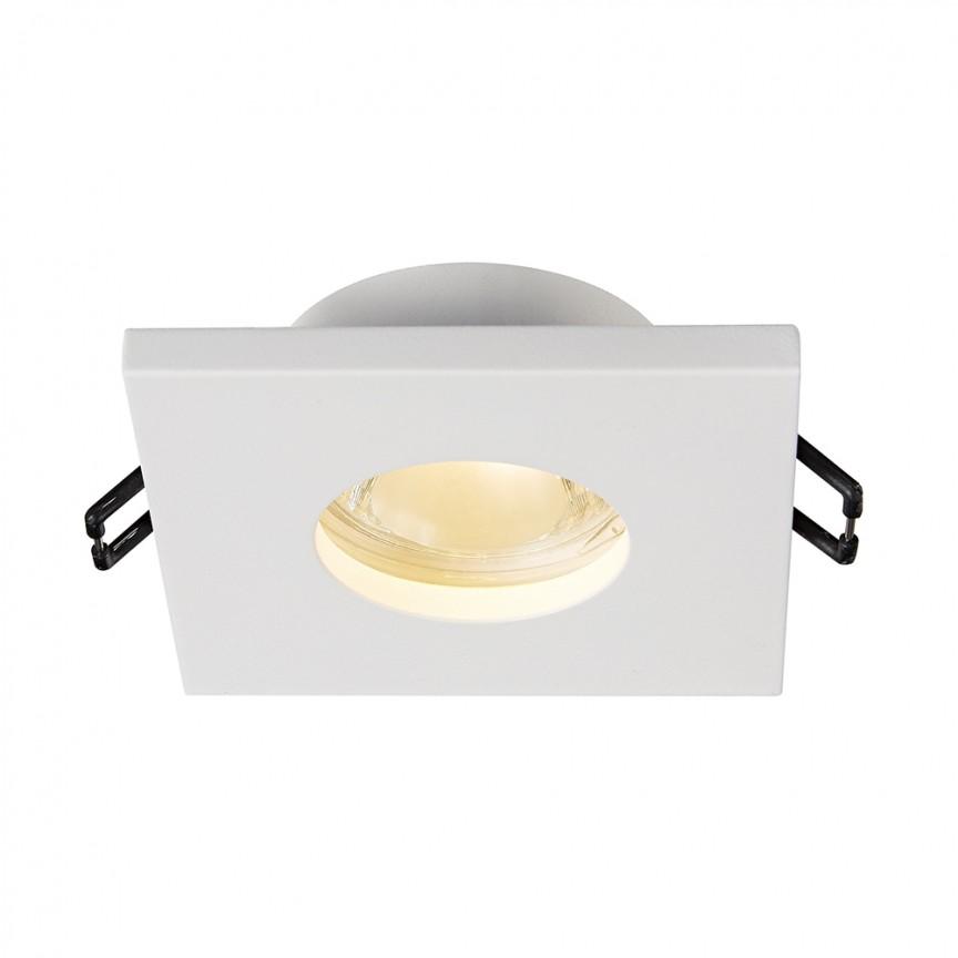 Spot incastrabil cu protectie umiditate IP54 CHIPO DL alb ARGU10-031 ZL, Magazin,  a