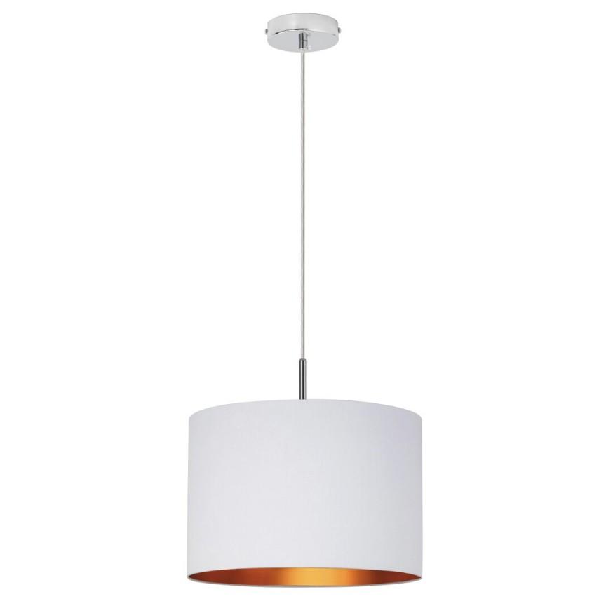 Pendul design modern MONICA alb/auriu 2531 RX, Magazin,  a