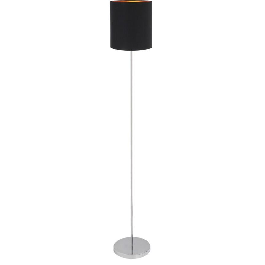 Lampadar design modern MONICA negru/auriu 2524 RX, Magazin,  a