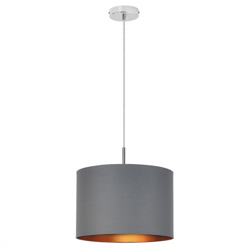 Pendul design modern MONICA gri/auriu 2541 RX, Magazin,  a