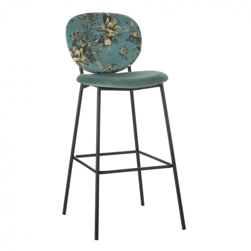 Set de 2 scaune de bar, tesatura cu imprimeu floral FLORES AZUL SX-600125, Scaune de bar inalte⭐ modele moderne reglabile pe inaltime din lemn sau metal pentru bar bucatarie, mese cafenea.❤️Promotii scaune de bar❗ Intra si vezi poze ➽ www.evalight.ro. ➽ sursa ta de inspiratie online❗ ✅Design de lux original premium actual Top 2020❗ Alege scaunele de bar potrivite pt pult casa si mobilier dining si restaurant HoReCa, stil vintage (retro si industriale), tip taburete, rotative, rezistente, cu sejut din plastic sau tapitate cu catifea, piele naturala (ecologica), din material textil, cu spatar si brate, picioare lemn, metalice cu rotile, pivotante cu piston, cu roti, pliabile, intra ➽vezi oferte si reduceri cu vanzare rapida din stoc, ieftine si de calitate deosebita la cel mai bun pret. a