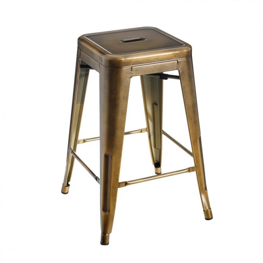 Set de 2 scaune bar design industrial DALLAS H-61,2cm auriu SX-600133, Scaune de bar inalte⭐ modele moderne reglabile pe inaltime din lemn sau metal pentru bar bucatarie, mese cafenea.❤️Promotii scaune de bar❗ Intra si vezi poze ➽ www.evalight.ro. ➽ sursa ta de inspiratie online❗ ✅Design de lux original premium actual Top 2020❗ Alege scaunele de bar potrivite pt pult casa si mobilier dining si restaurant HoReCa, stil vintage (retro si industriale), tip taburete, rotative, rezistente, cu sejut din plastic sau tapitate cu catifea, piele naturala (ecologica), din material textil, cu spatar si brate, picioare lemn, metalice cu rotile, pivotante cu piston, cu roti, pliabile, intra ➽vezi oferte si reduceri cu vanzare rapida din stoc, ieftine si de calitate deosebita la cel mai bun pret. a