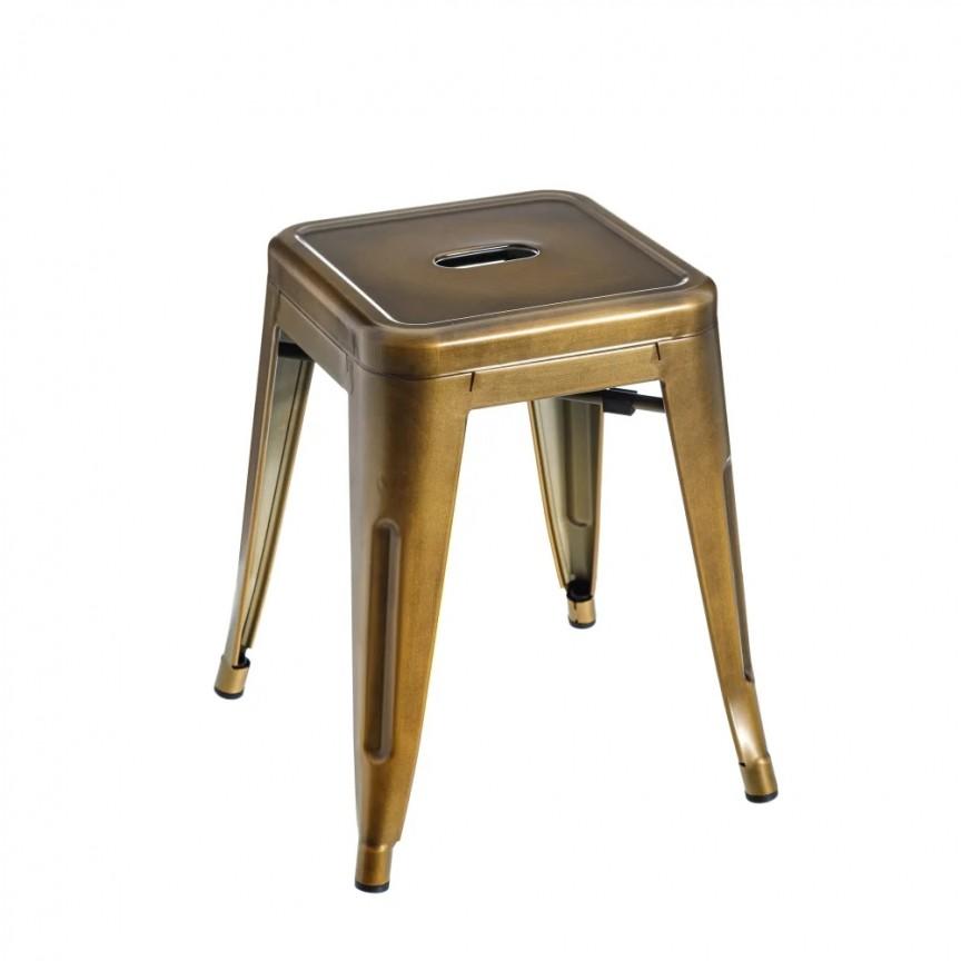 Set de 2 scaune design industrial DALLAS H-45cm auriu SX-600132, Tabureti / Banchete moderne⭐ modele elegante tapitate cu spatiu de depozitare sau pat, ideale pentru hol, dormitor, bucatarie, living.❤️Promotii❗ Intra si vezi poze ➽ www.evalight.ro. ➽ sursa ta de inspiratie online❗ ✅Design de lux original premium actual Top 2020❗ Alege scaune tip taburet, bancuta, bancheta tapitata cu spatar si lada de depozitare pt amenajare casa, tapiterii colorate, din piele naturala (ecologica), stofa, material textil, catifea, cu picioare metalice sau din lemn, clasice, vintage (retro si industriale), intra ➽vezi oferte si reduceri cu vanzare rapida din stoc, ieftine si de calitate deosebita la cel mai bun pret.   a