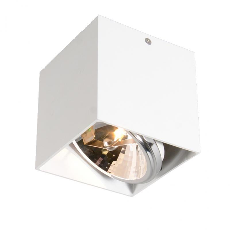 Spot modern aplicat Box SL1 89947 Zuma Line, Spoturi incastrate, aplicate - tavan / perete, Corpuri de iluminat, lustre, aplice a
