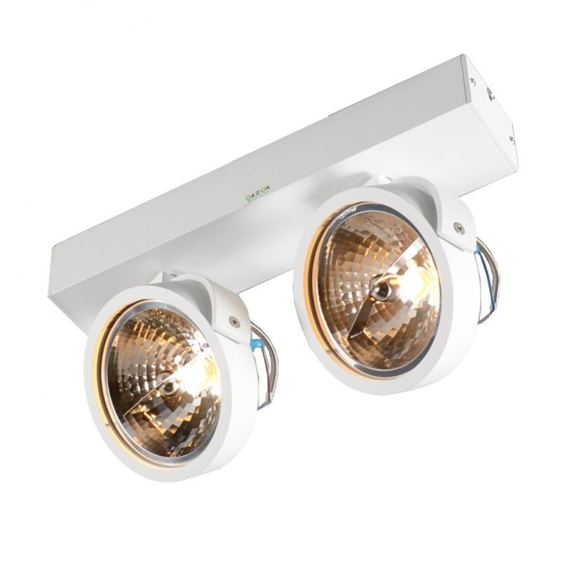 Spot modern aplicat Go SL2 89964, Spoturi incastrate, aplicate - tavan / perete, Corpuri de iluminat, lustre, aplice, veioze, lampadare, plafoniere. Mobilier si decoratiuni, oglinzi, scaune, fotolii. Oferte speciale iluminat interior si exterior. Livram in toata tara.  a