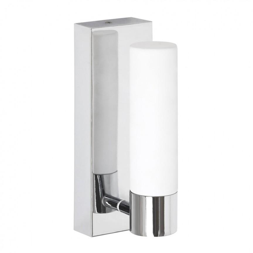 Aplica perete LED pentru oglinda baie IP44 Jim 5749 RX, Aplice pentru baie / oglinda / tablou, perete⭐ modele moderne, clasice, potrivite in baie. ✅Design premium actual Top 2020! ❤️Promotii lampi baie cu LED❗ ➽ www.evalight.ro. Alege oferte la corpuri de iluminat de perete baie LED si tavan tip plafoniere, pt interior, cu priza, intrerupator (snur), senzor, rezistente la apa (umiditate), ieftine sau de lux, calitate deosebita la cel mai bun pret! a