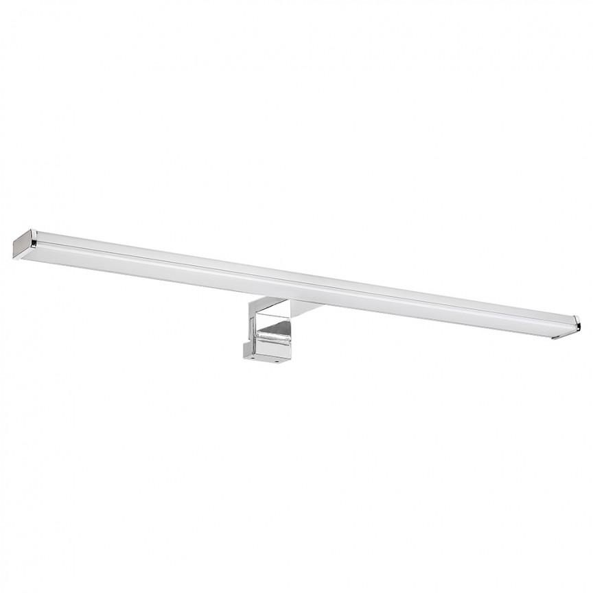 Aplica de perete LED pentru oglinda baie cu protectie IP44 Levon 2114 RX, Aplice pentru baie / oglinda / tablou, perete⭐ modele moderne, clasice, potrivite in baie. ✅Design premium actual Top 2020! ❤️Promotii lampi baie cu LED❗ ➽ www.evalight.ro. Alege oferte la corpuri de iluminat de perete baie LED si tavan tip plafoniere, pt interior, cu priza, intrerupator (snur), senzor, rezistente la apa (umiditate), ieftine sau de lux, calitate deosebita la cel mai bun pret! a