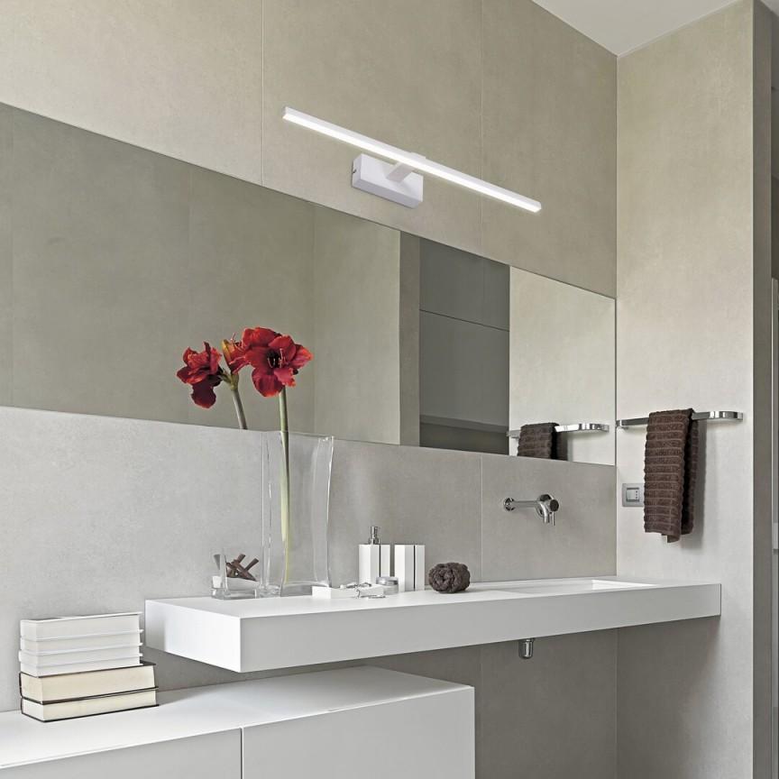 Aplica de perete LED pentru oglinda baie Albina 1449 RX, Aplice pentru baie / oglinda / tablou, perete⭐ modele moderne, clasice, potrivite in baie. ✅Design premium actual Top 2020! ❤️Promotii lampi baie cu LED❗ ➽ www.evalight.ro. Alege oferte la corpuri de iluminat de perete baie LED si tavan tip plafoniere, pt interior, cu priza, intrerupator (snur), senzor, rezistente la apa (umiditate), ieftine sau de lux, calitate deosebita la cel mai bun pret! a