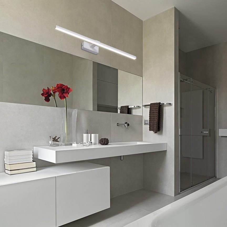 Aplica de perete LED pentru oglinda baie Albina 1464 RX, Aplice pentru baie / oglinda / tablou, perete⭐ modele moderne, clasice, potrivite in baie. ✅Design premium actual Top 2020! ❤️Promotii lampi baie cu LED❗ ➽ www.evalight.ro. Alege oferte la corpuri de iluminat de perete baie LED si tavan tip plafoniere, pt interior, cu priza, intrerupator (snur), senzor, rezistente la apa (umiditate), ieftine sau de lux, calitate deosebita la cel mai bun pret! a