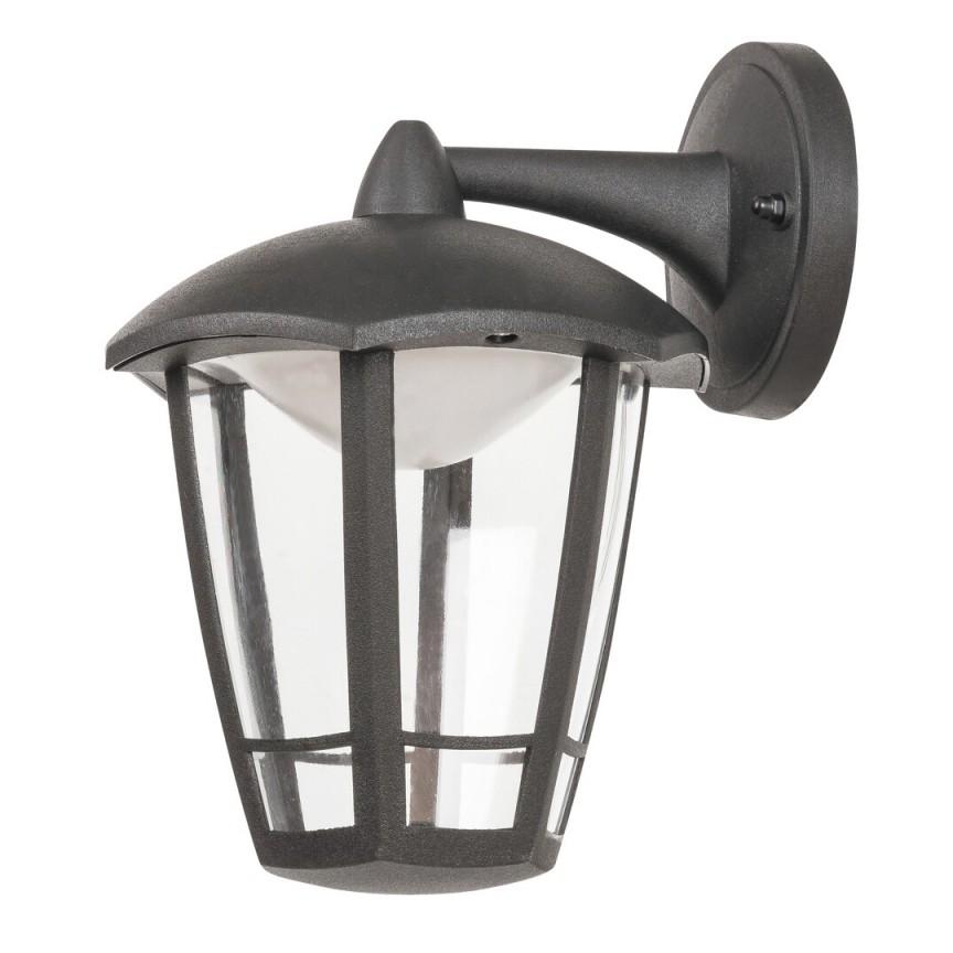 Aplica LED pentru iluminat exterior, down light, IP44 Sorrento 8125 RX, Aplice de exterior moderne LED⭐modele de lampi potrivite pentru iluminare perete casa, terasa, curte si gradina.✅Design premium actual Top 2020!❤️Promotii Aplice de perete exterior❗ ➽ www.evalight.ro. Alege oferte la corpuri de iluminat decorative rezistente la apa, cu lumina ambientala, (solare cu panou solar si senzori de miscare, becuri economice cu LED), ieftine si de lux, calitate deosebita la cel mai bun pret. a
