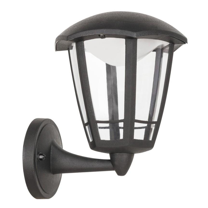 Aplica LED pentru iluminat exterior, up light, IP44 Sorrento 8126 RX, Aplice de exterior moderne LED⭐modele de lampi potrivite pentru iluminare perete casa, terasa, curte si gradina.✅Design premium actual Top 2020!❤️Promotii Aplice de perete exterior❗ ➽ www.evalight.ro. Alege oferte la corpuri de iluminat decorative rezistente la apa, cu lumina ambientala, (solare cu panou solar si senzori de miscare, becuri economice cu LED), ieftine si de lux, calitate deosebita la cel mai bun pret. a