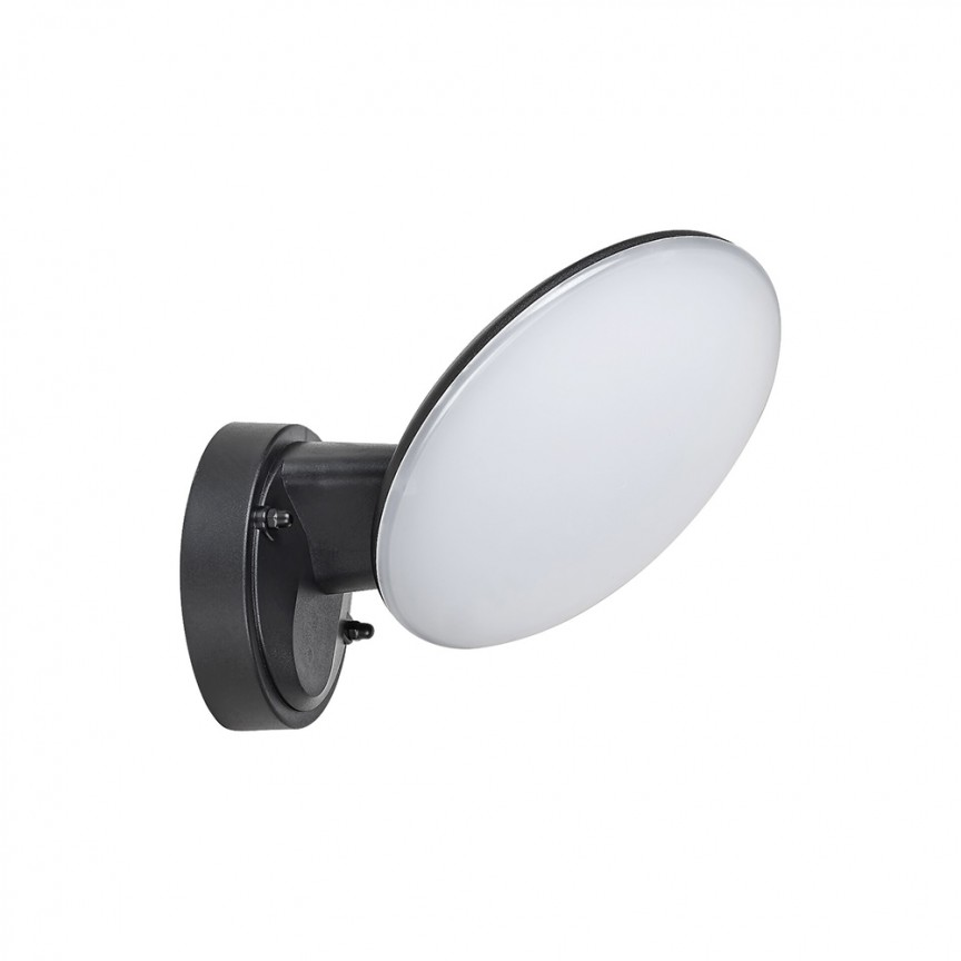 Aplica LED pentru iluminat exterior cu protectie IP54 Varna 8134 RX, Magazin,  a