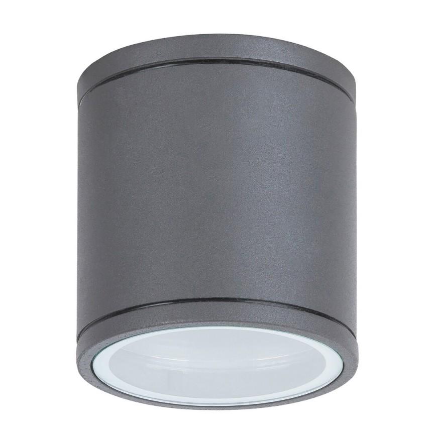 Plafoniera, spot pentru iluminat exterior cu protectie IP44 antracit Akron 8150 RX, Magazin,  a