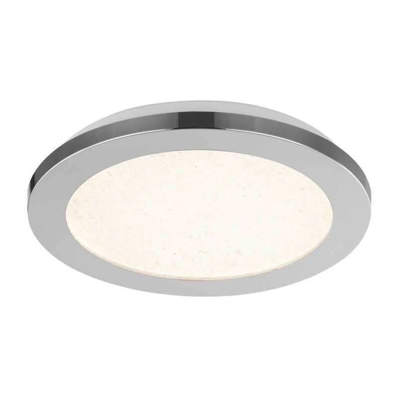 Plafoniera LED pentru baie IP44 SIMPLY, 22,5cm 41560-12 GL, Plafoniere cu protectie pentru baie, LED⭐ modele moderne de lux potrivite în baie. ✅Design premium actual Top 2020! ❤️Promotii lampi❗ ➽ www.evalight.ro. Corpuri de iluminat baie pt interior de tip lustre si spoturi aplicate sau incastrate, (tavan fals rigips, oglinda), cu led-uri si lumini puternice, rotunde si patrate, rezistente la apa (umiditate), ieftine de calitate deosebita la cel mai bun pret! a