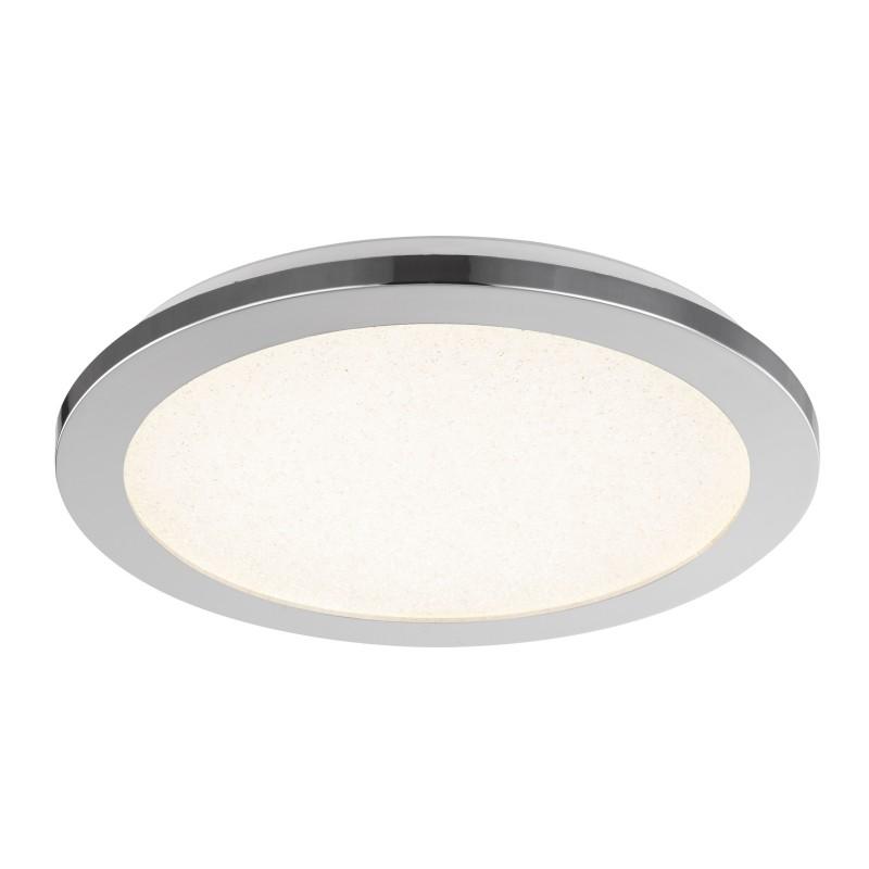 Plafoniera LED pentru baie IP44 SIMPLY, 30cm 41560-18 GL, Plafoniere cu protectie pentru baie, LED⭐ modele moderne de lux potrivite în baie. ✅Design premium actual Top 2020! ❤️Promotii lampi❗ ➽ www.evalight.ro. Corpuri de iluminat baie pt interior de tip lustre si spoturi aplicate sau incastrate, (tavan fals rigips, oglinda), cu led-uri si lumini puternice, rotunde si patrate, rezistente la apa (umiditate), ieftine de calitate deosebita la cel mai bun pret! a