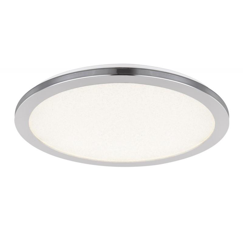 Plafoniera LED pentru baie IP44 SIMPLY, 40cm 41560-24 GL, Plafoniere cu protectie pentru baie, LED⭐ modele moderne de lux potrivite în baie. ✅Design premium actual Top 2020! ❤️Promotii lampi❗ ➽ www.evalight.ro. Corpuri de iluminat baie pt interior de tip lustre si spoturi aplicate sau incastrate, (tavan fals rigips, oglinda), cu led-uri si lumini puternice, rotunde si patrate, rezistente la apa (umiditate), ieftine de calitate deosebita la cel mai bun pret! a