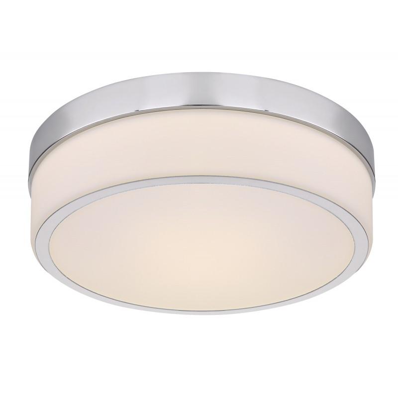 Plafoniera LED pentru baie IP44 LEGANA, 28,5cm 41501-18 GL, Plafoniere cu protectie pentru baie, LED⭐ modele moderne de lux potrivite în baie. ✅Design premium actual Top 2020! ❤️Promotii lampi❗ ➽ www.evalight.ro. Corpuri de iluminat baie pt interior de tip lustre si spoturi aplicate sau incastrate, (tavan fals rigips, oglinda), cu led-uri si lumini puternice, rotunde si patrate, rezistente la apa (umiditate), ieftine de calitate deosebita la cel mai bun pret! a
