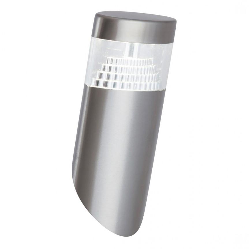 Aplica pentru iluminat exterior moderna, cu protectie IP44, Detroit 8141 RX, Aplice de exterior moderne LED⭐modele de lampi potrivite pentru iluminare perete casa, terasa, curte si gradina.✅Design premium actual Top 2020!❤️Promotii Aplice de perete exterior❗ ➽ www.evalight.ro. Alege oferte la corpuri de iluminat decorative rezistente la apa, cu lumina ambientala, (solare cu panou solar si senzori de miscare, becuri economice cu LED), ieftine si de lux, calitate deosebita la cel mai bun pret. a