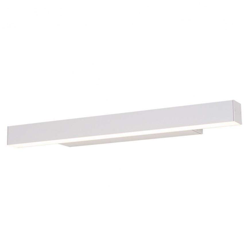 Aplica LED dimabila pentru baie cu protectie IP44 LINEAR 57cm W0263D MX, Aplice pentru baie / oglinda / tablou, perete⭐ modele moderne, clasice, potrivite in baie. ✅Design premium actual Top 2020! ❤️Promotii lampi baie cu LED❗ ➽ www.evalight.ro. Alege oferte la corpuri de iluminat de perete baie LED si tavan tip plafoniere, pt interior, cu priza, intrerupator (snur), senzor, rezistente la apa (umiditate), ieftine sau de lux, calitate deosebita la cel mai bun pret! a