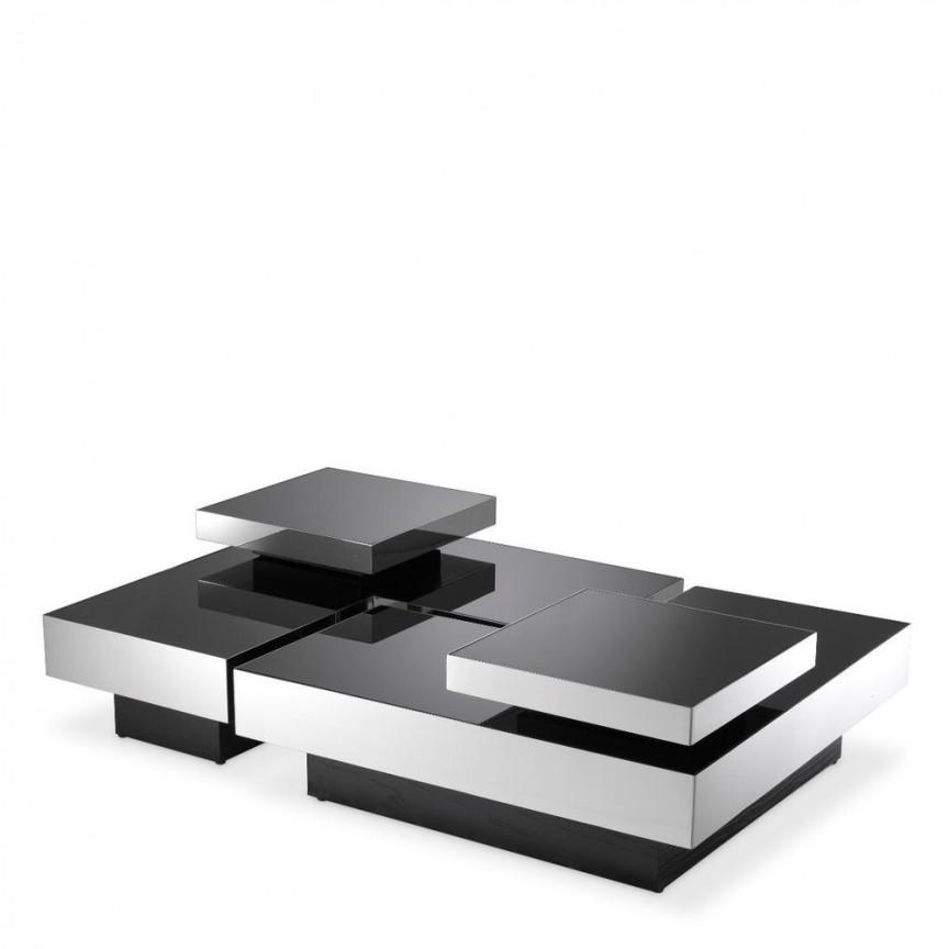 Set 4 masute de cafea design elegant Nio, nickel-negru 114361 HZ, Mobila si Decoratiuni interioare moderne de lux⭐ piese de mobilier modern cu stil exclusivist pentru casa✅ colectii dormitor si living.❤️Promotii la mobila si decoratiuni❗ Intra si vezi modele ✚ poze ✚ pret ➽ www.evalight.ro. ➽ sursa ta de inspiratie online❗ Idei si tendinte de design actual pentru amenajari premium Top 2020❗ Mobila moderna unicat cu stil elegant contemporan ultra-modern, accesorii si oglinzi decorative de perete potrivite pentru interior si exterior. Cele mai noi si apreciate stiluri la mobila si mobilier cu design original: stil industrial style, retro, vintage (boem, veche, reconditionata, realizata manual (noua nu second hand), handmade, sculptata, scandinav (nordic), clasic (baroc, glamour, romantic, art deco, boho, shabby chic, feng shui), rustic (traditional), urban minimalist. Alege cele mai frumoase si rafinate articole si obiecte decorative deosebite, textile si tesaturi scumpe, vezi seturi de mobilier modular pe colt pt spatii mici si mari, cu picioare din metal combinat cu lemn masiv, placata cu oglinda si sticla, MDF lucios de culoare alba, . ✅Amenajari interioare 2020❗ | Living | Dormitor | Hol | Baie | Bucatarie | Sufragerie | Camera de zi / Tineret / Copii | Birou | Balcon | Terasa | Gradina | Cumpara la comanda sau din stoc, oferte si reduceri speciale cu vanzare rapida din magazine la cele mai bune preturi. Te aşteptăm sa admiri calitatea superioara a produselor noastre live în showroom-urile noastre din Bucuresti si Timisoara❗  a