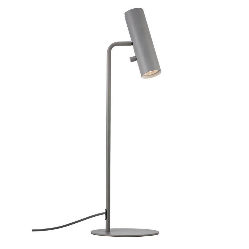 Veioza, Lampa de masa design nordic MIB 6 gri 71655011 DFTP, Veioze moderne de masa⭐ modele elegante inalte potrivite pentru noptiere dormitor si living.✅DeSiGn decorativ de lux 2021!❤️Promotii lampi❗ ➽ www.evalight.ro. Alege oferte la colectile NOI de corpuri de iluminat interior tip lampi cu picior inalt pt citit cu reader LED, de podea, aspect vintage deosebit cu cristal, abajur din material textil, sticla, lemn, metalic, ceramica cu flori, ieftine de calitate la cel mai bun pret. a