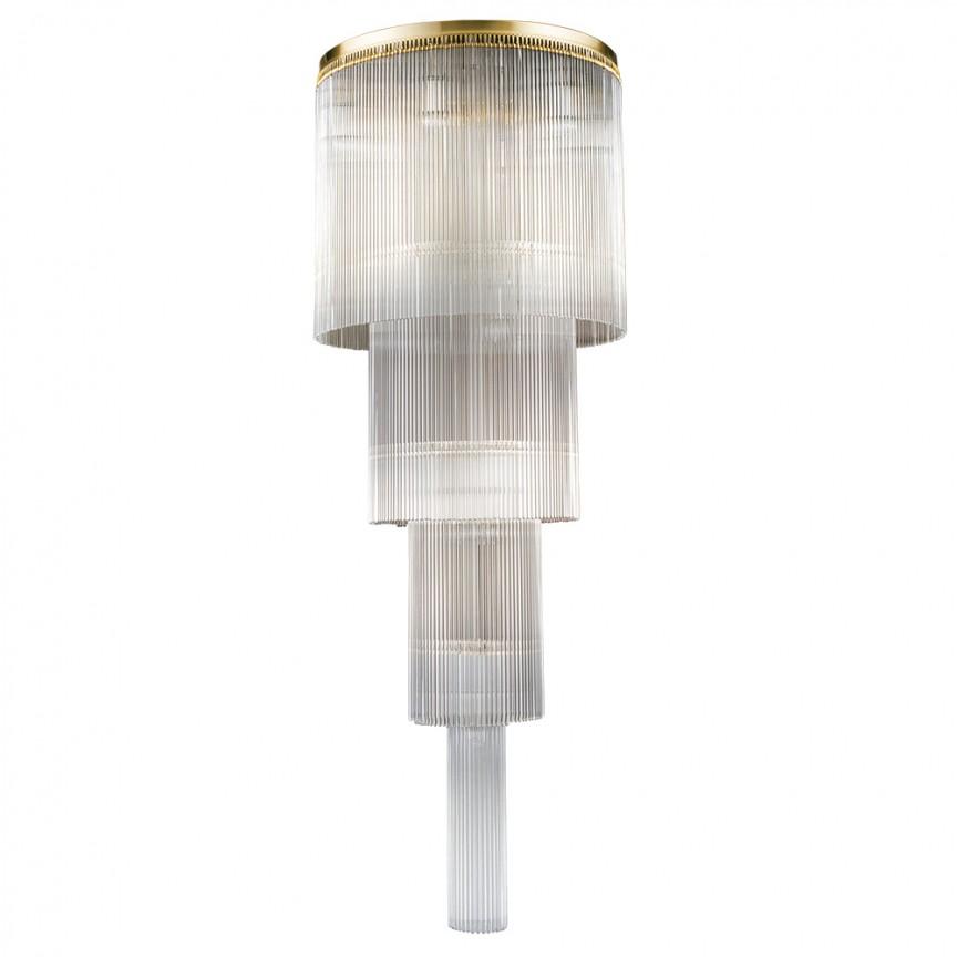 Lustra design LUX diametru 60cm din alama decorata cu sticla Filago, Corpuri de iluminat clasice ⭐ modele lustre decorative pentru iluminat interior: living, baie, sufragerie, bucatarie, hol, dormitor, birou, copii.✅Design actual Top 2020.❤️Promotii lampi❗ ➽www.evalight.ro ➽ sursa ta de lumina online❗ Alege oferte la corpuri iluminat de tip suspensii, suspendate sau aplicate de tavan (perete), candelabre elegante stil traditional, scandinav, retro sau vintage, industrial pt toate camerele din casa, ieftine si de lux la preturi reduse❗ ➽ Showroom in Bucuresti si Timisoara.  a