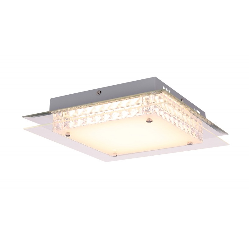Plafoniera LED design modern Mataro 49344-28 GL, Plafoniere LED / Lustre tavan / perete cu LED⭐ modele moderne pentru dormitor, living, bucatarie, baie, hol.✅Design premium actual Top 2020!❤️Promotii lampi LED❗ ➽ www.evalight.ro. Alege oferte la corpuri de iluminat LED interior de tip  plafoniere LED, aplice cu spoturi LED, montare aplicate pe tanan fals (plafon rigips) sau perete, potrivite pt camere casa cu tavane joase, forme (rotunde, patrate), cu senzor, bec-uri LED economice cu panou LED integrat, lumina calda, rece, lumina neutra (naturala), ieftine si de lux in stil elegant, calitate deosebita la cel mai bun pret. a