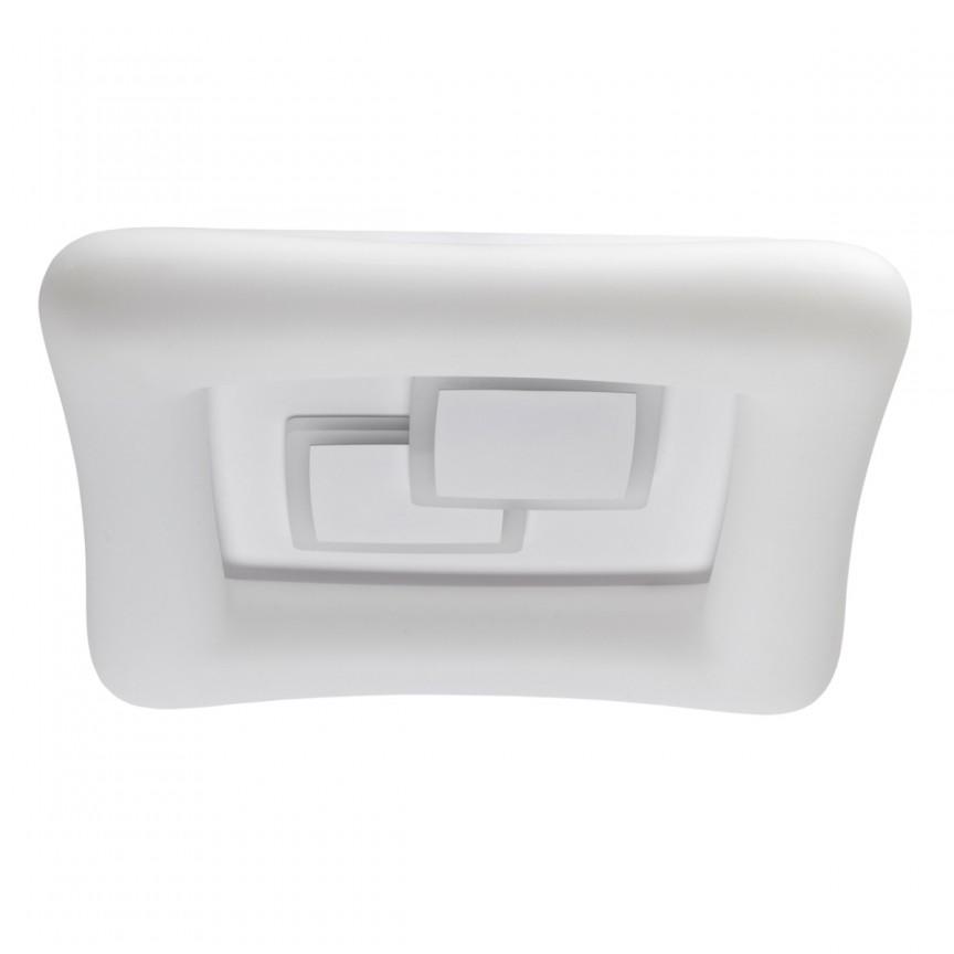 Lustra moderna LED cu telecomanda Eris 706010901 MW, Lustre / Lampi LED cu telecomanda ⭐ modele moderne potrivite pentru dormitor, living.✅ Design premium actual Top 2020! ❤️Promotii lampi❗ ➽ www.evalight.ro. Alege oferte la corpuri de iluminat cu LED si telecomanda, dimabile (intensitate reglabila), 3 functii, (becuri cu leduri si module LED integrate cu lumina calda, naturala sau rece), ieftine si de lux, calitate deosebita la cel mai bun pret. a