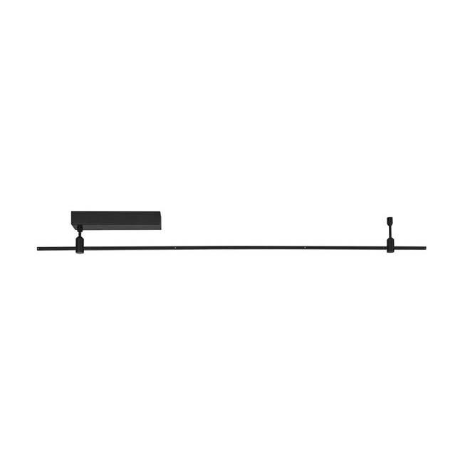 Sistem magnetic-decorativ pentru perete MAGNA 120W, L-150cm,  a
