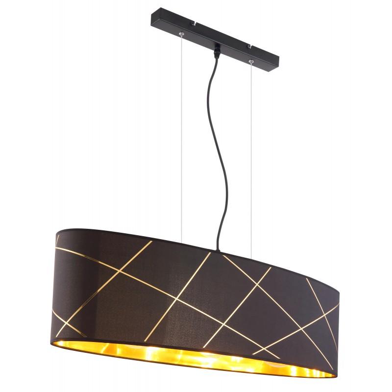 Lustra suspendata design modern BEMMO 15431H2 GL,  a