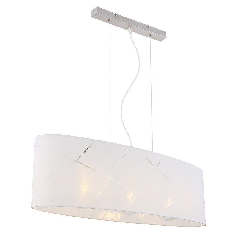 Lustra suspendata design modern NEMMO 15430H2 GL,  a