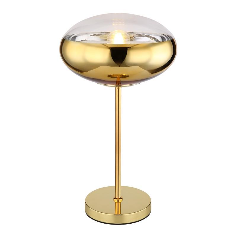 Veioza design modern ANDREW auriu 15445TG GL,  a