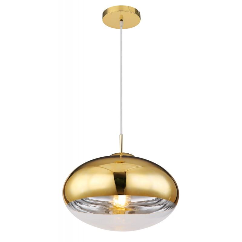Pendul design modern ANDREW auriu 15445HG GL,  a