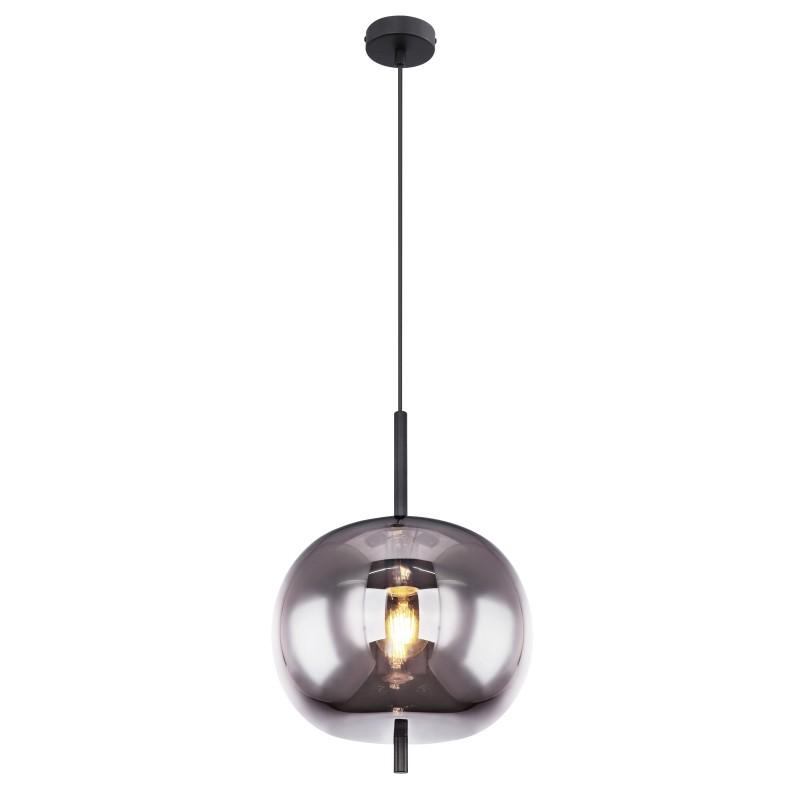 Pendul design modern BLACKY fumuriu 15345H1 GL,  a