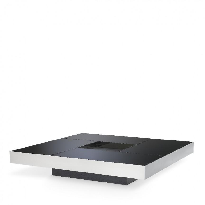 Masuta design LUX Allure otel inoxidabil/ oglinda fumurie 114760 HZ,  a